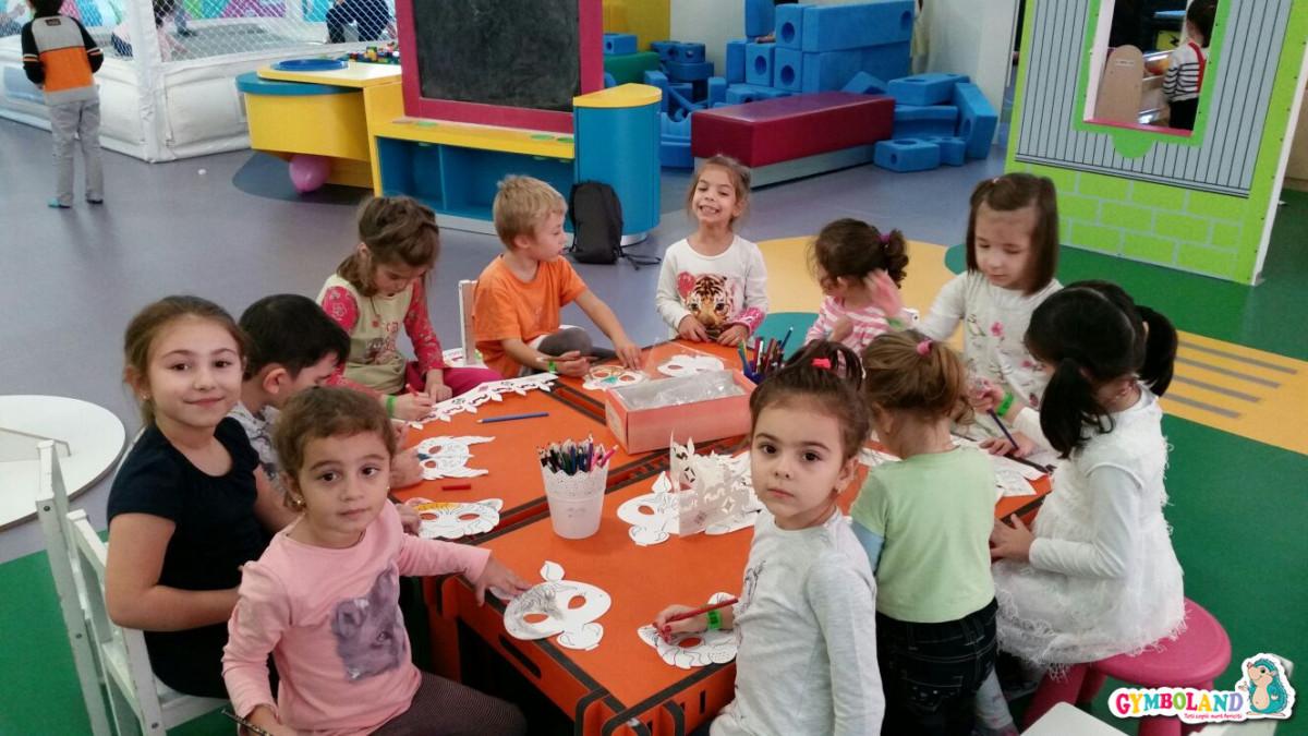 La Gymboland distractia copilului tau ofera acces la educatie altuia