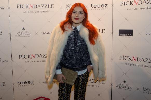 Pick N Dazzle, partener al evenimentului de lansare a colecţiei «2» a designerului Ana Novic