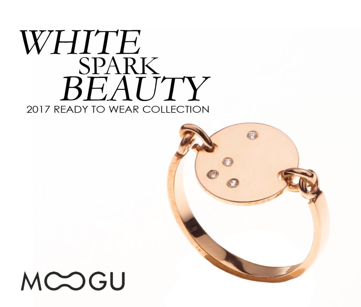 MOOGU prezinta noua colectie ready-to-wear 2017: White Spark Beauty