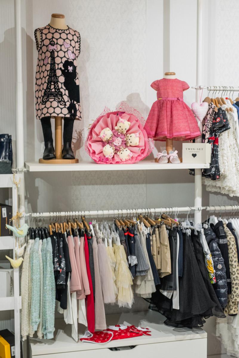 Baby Boutique Dorobanti – Cand copiii fac moda – Luxul la pret de outlet !