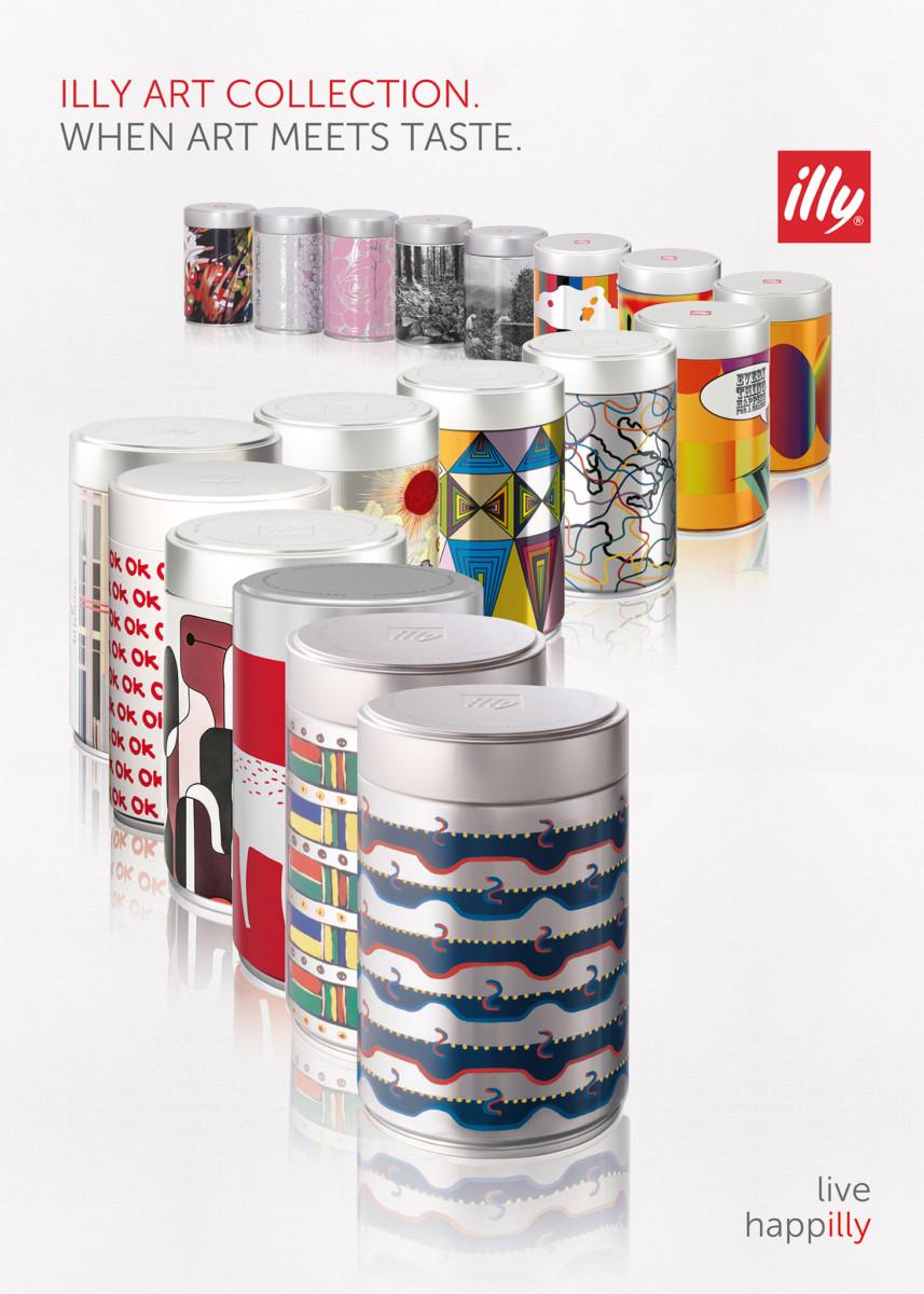 """Cea de-a doua editie a concursului """"Design the illy can"""""""