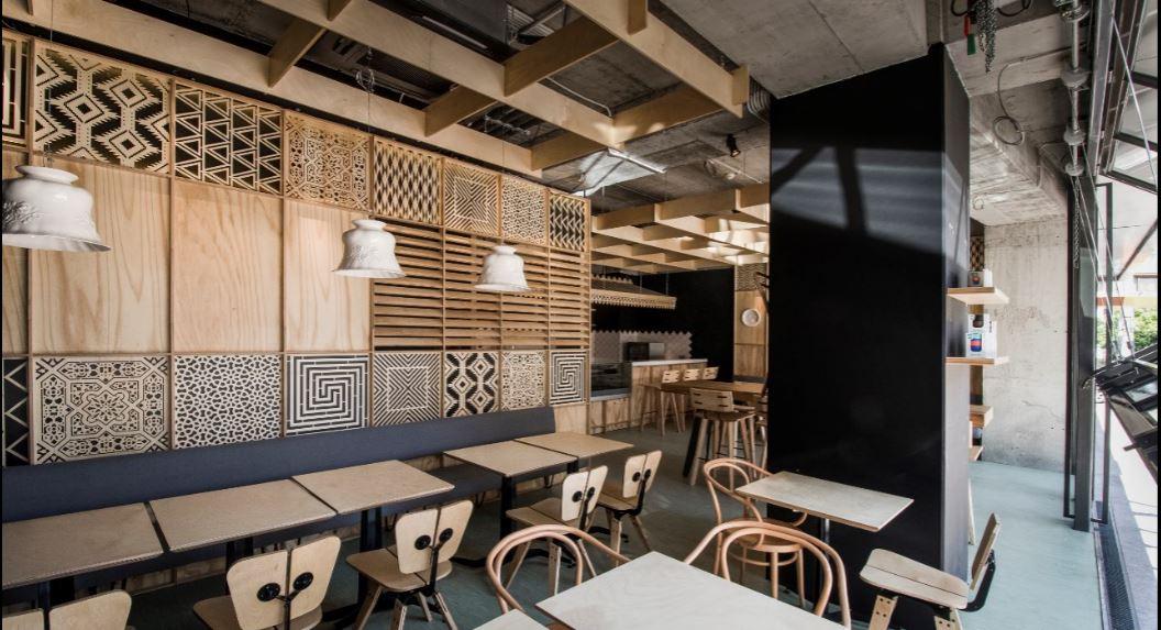 O noua locatie in Bucuresti, cu un design minimalist si anvangardist