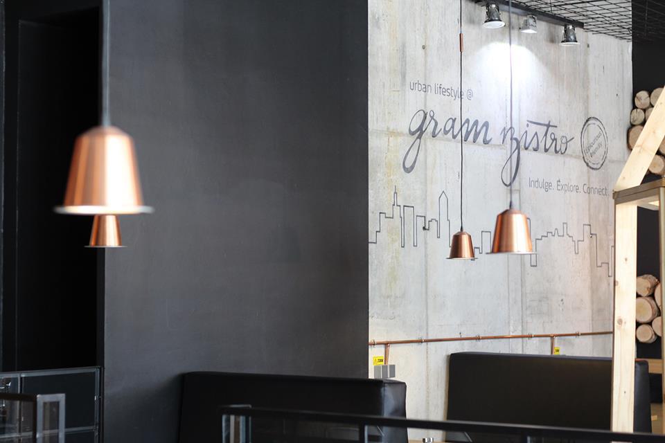 GRAM Bistro – locul ideal pentru intalniri de afaceri sau cu prietenii