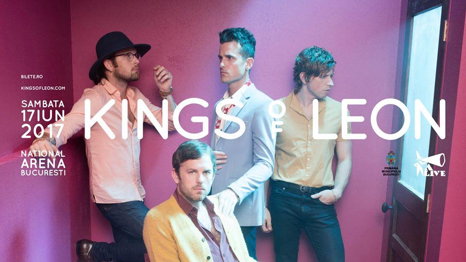 Kings Of Leon live în București