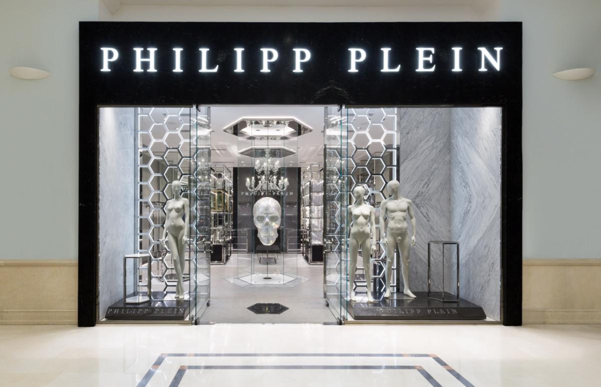 Philipp Plein a deschis primul boutique monobrand in Romania