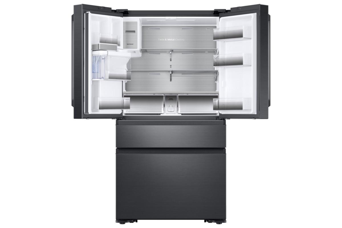 Samsung Electronics prezintă frigiderul Family Hub 2.0