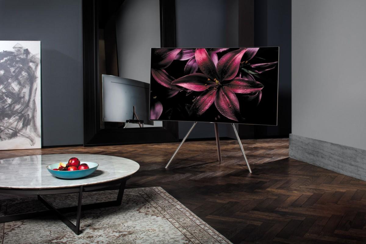 Samsung Electronics intră în noua eră a  divertismentului pentru acasă prin lansarea noilor televizoare QLED