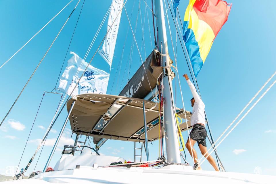 Explorează Grecia la bordul unui yacht cu Odysea