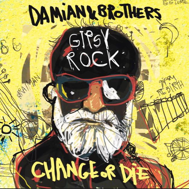 Universal Music Romania acorda Discul de Aur lui Damian & Brothers