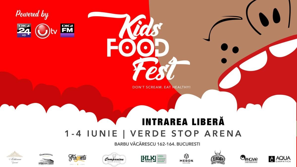Kids Food Fest @Verde Stop Arena
