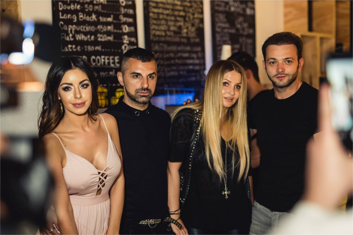 Coffee District, o noua cafenea in Bucuresti!