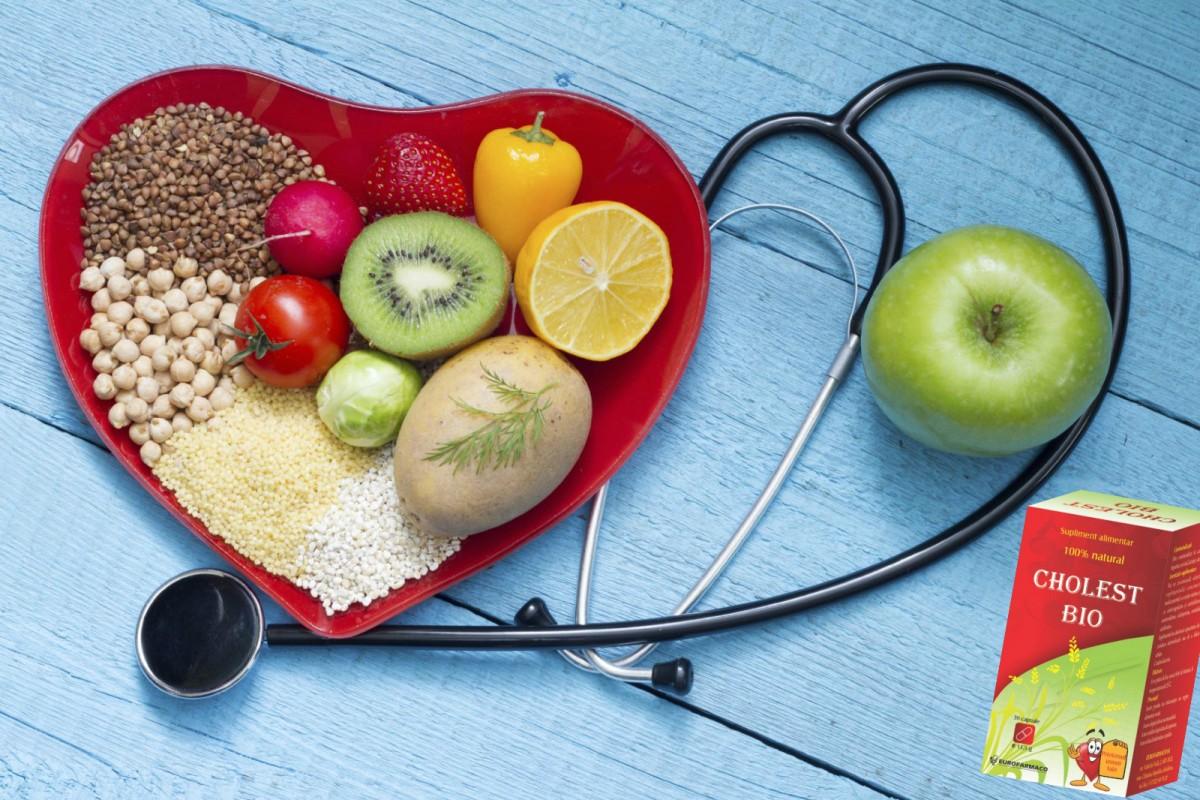 Cholest Bio de la Ropharma ține colesterolul sub control