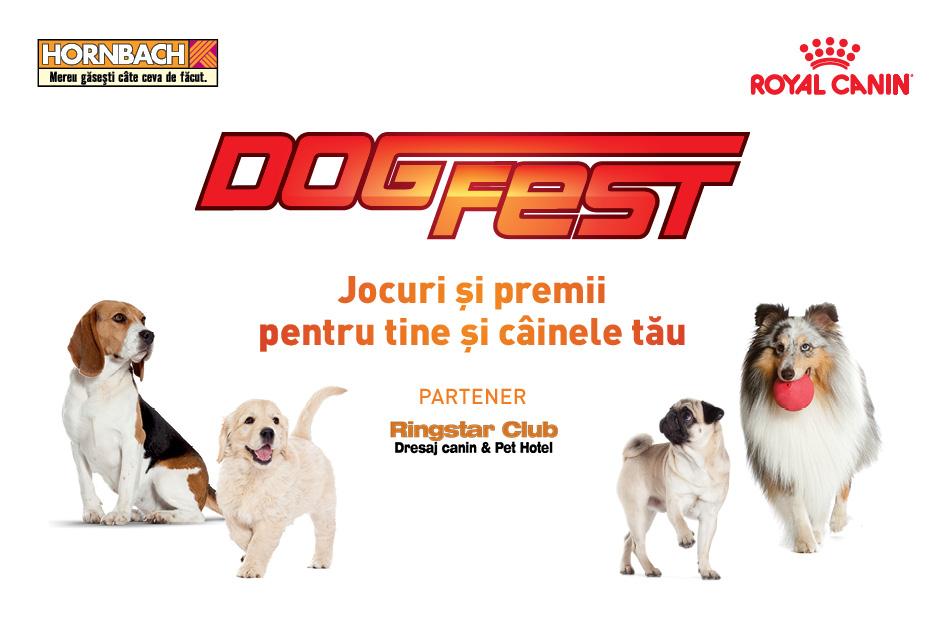 Începe DogFest 2017!