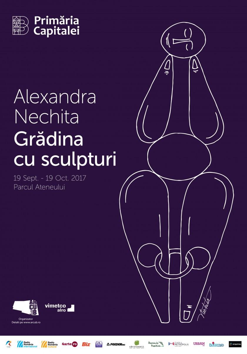 Alexandra Nechita ( Micuta Picasso) expune in premiera la Bucuresti