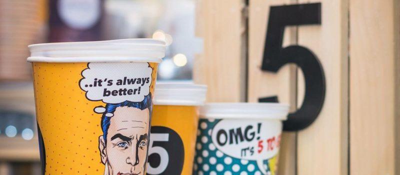 5 togo cel mai mare lant de cafenele din Europa de Est a prelungit prima franciza cu inca 5 ani