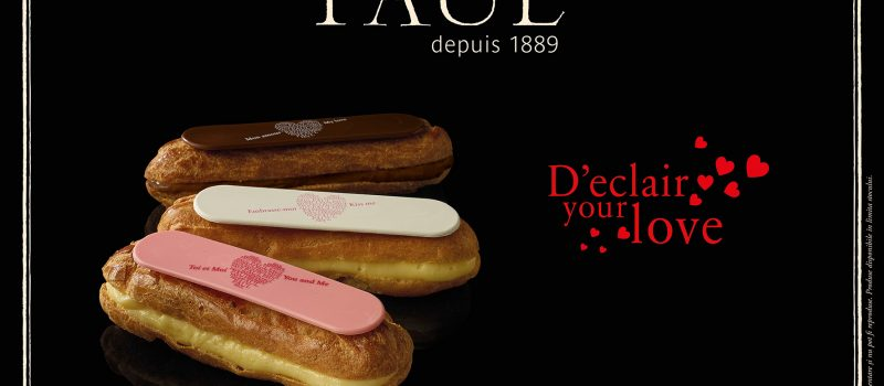D'eclair your love by Paul