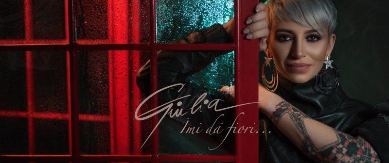 "Giulia lanseaza single-ul si videoclipul ""Imi da fiori"" !"