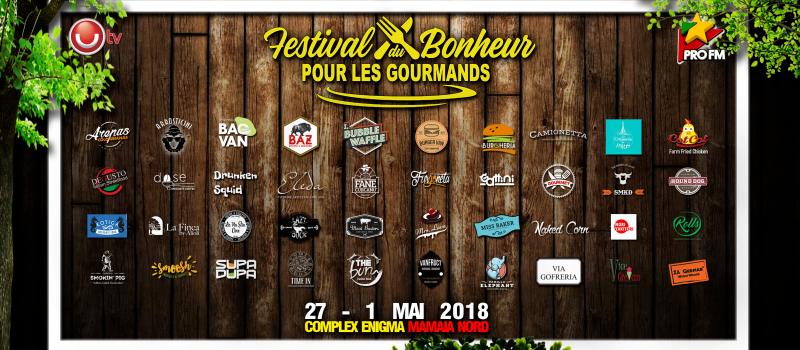 Festival du Bonheur – Joie de Vivre pour les Gourmands