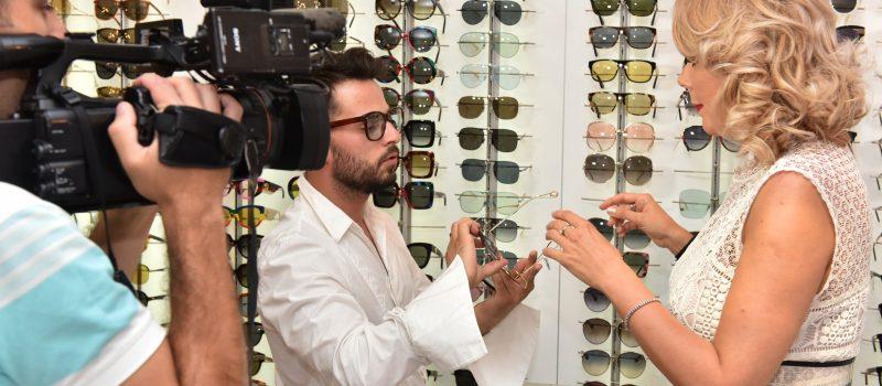Vedetele s-au intrecut in ochelari Gucci la Optik Gallery din Mall Jolie Ville, Baneasa