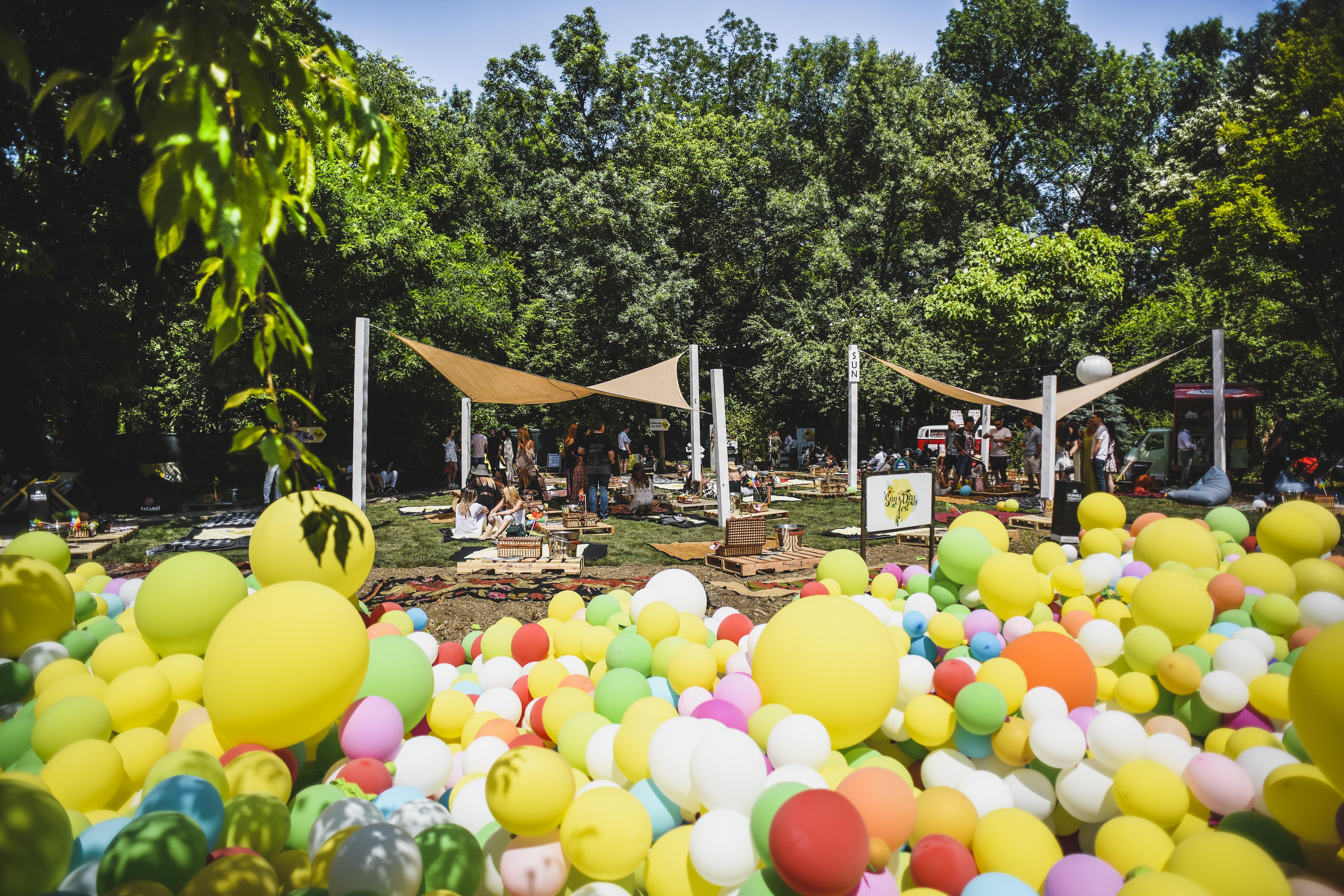 A avut loc a treia editie Sun's Day Fest