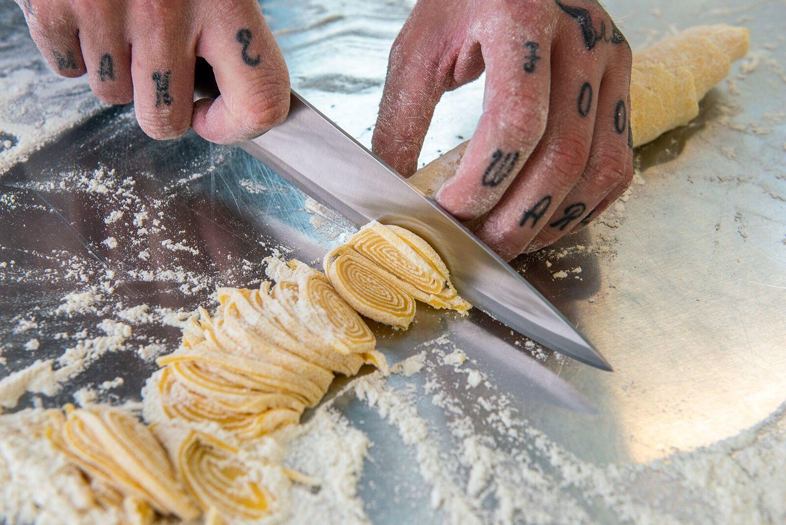 Pasta Workshop w/ Gentleman Chef
