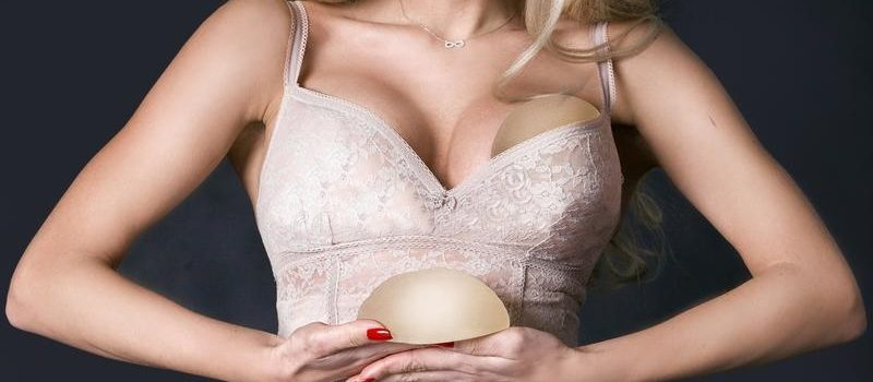 Implanturile mamare cu gaz, cu o treime mai ușoare