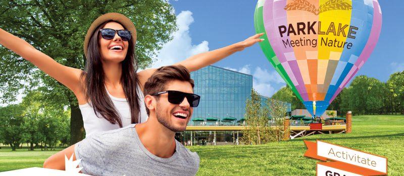 Plutește spre înălțimea cerului, la ParkLake! Trăiește o experiență unică în balonul cu aer cald!