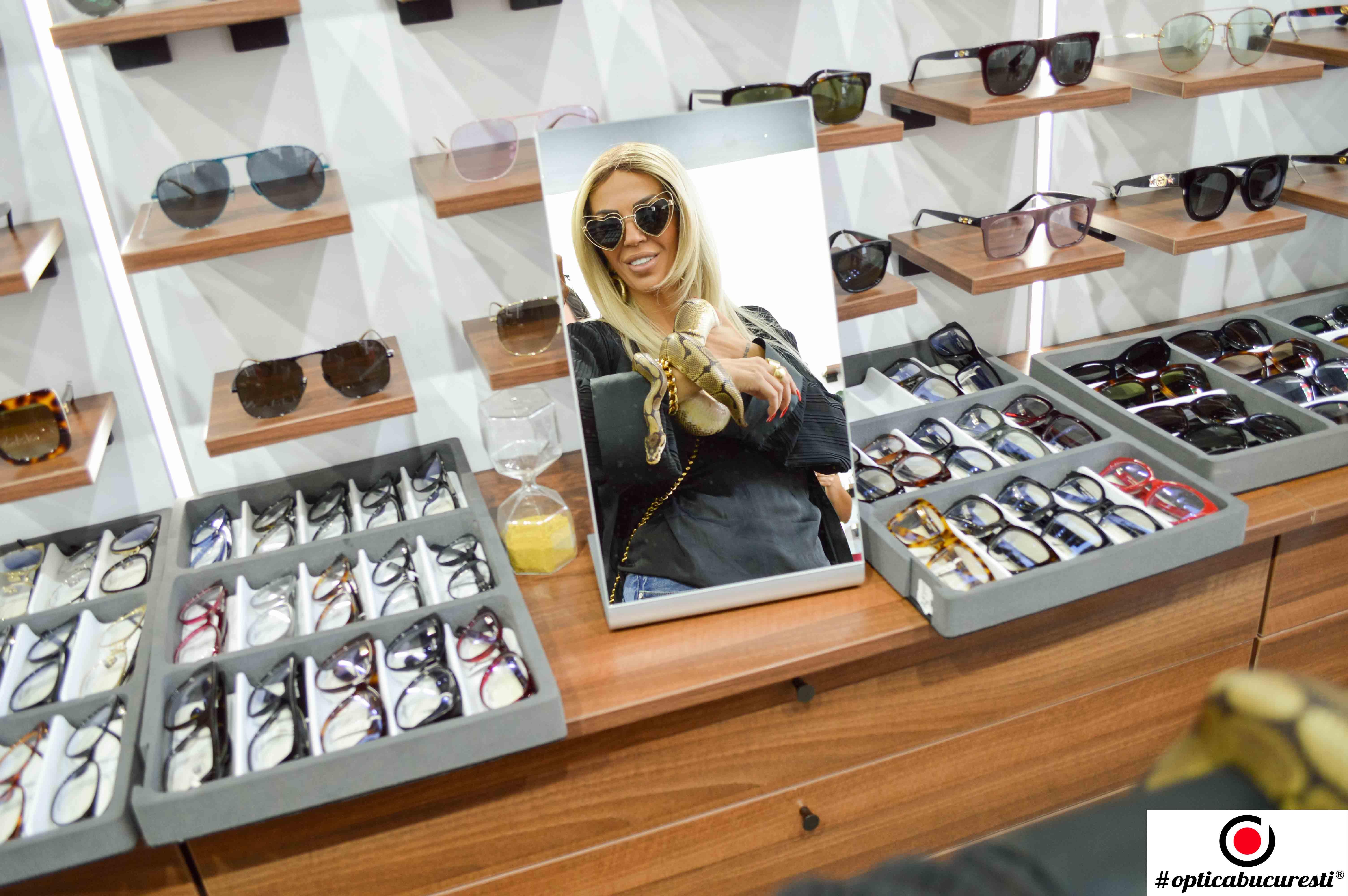 Optica București a intrat pe piață cu o selecție specială de branduri de lux