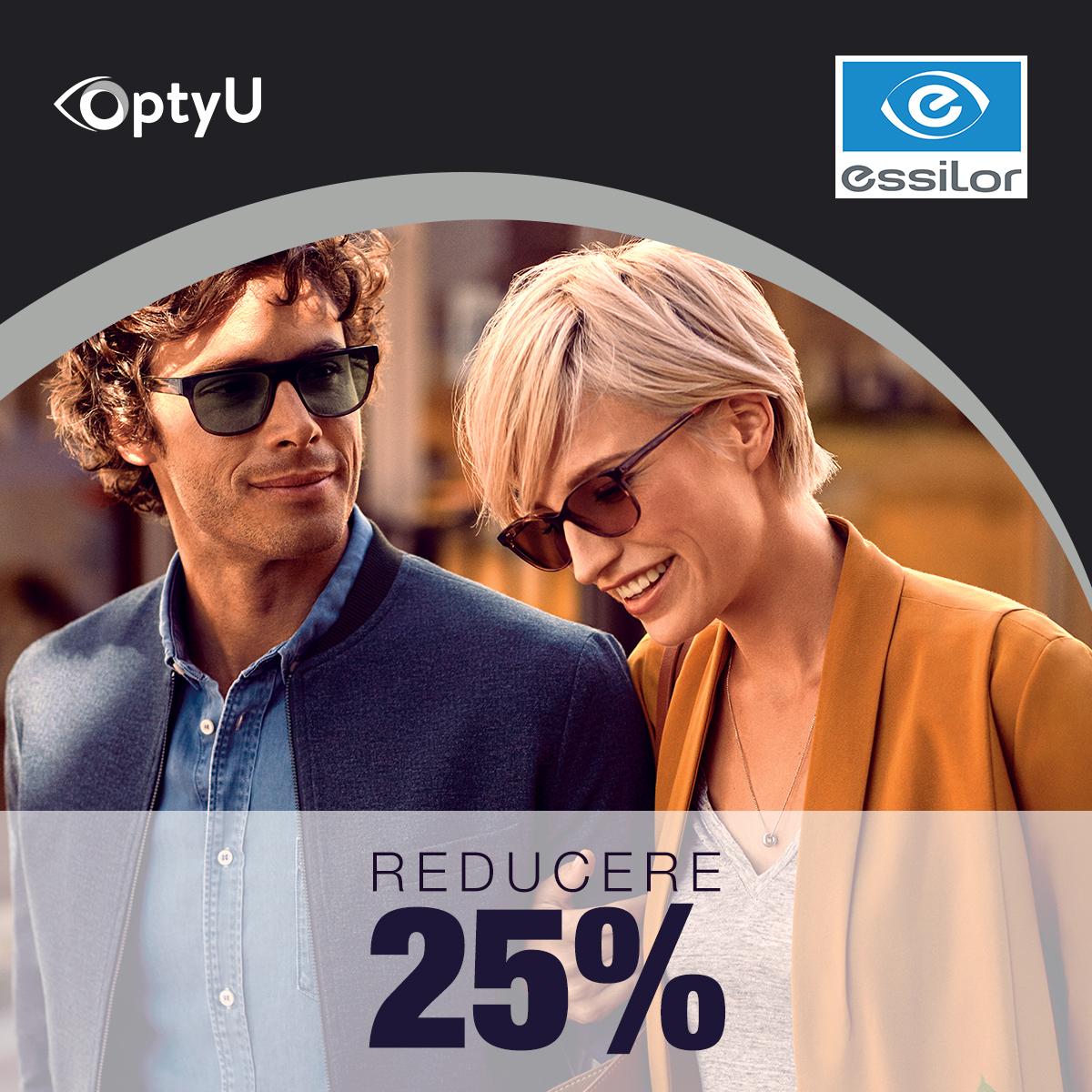 OptyU deschide un nou magazin în Sibiu și prezintă colecția Tom Ford