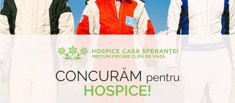 Trei piloti isi doneaza cursa la Campionatul National de Viteza in Coasta de la Brasov – Trofeul Opel – copiilor de la Hospice Casa Sperantei