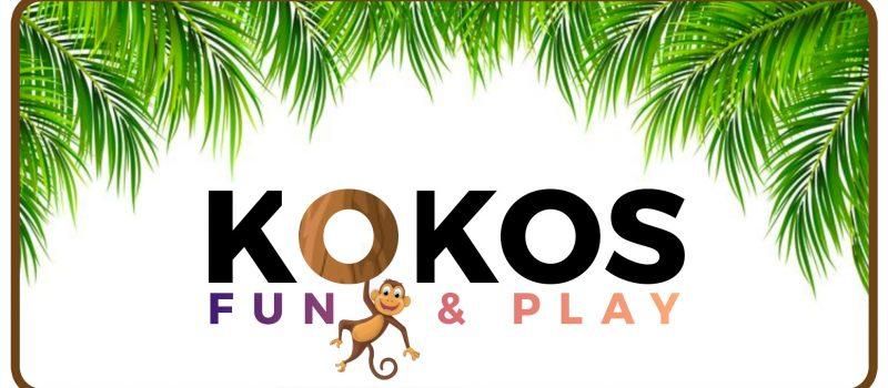Kokos Fun&Play – cel mai nou si mai atractiv univers de joaca si distractie pentru familia ta