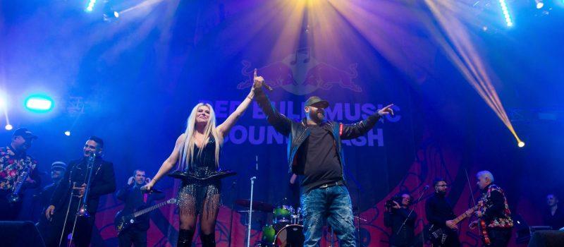 Cum a fost la Red Bull SoundClash – batalia dintre Loredana si Grasu XXL