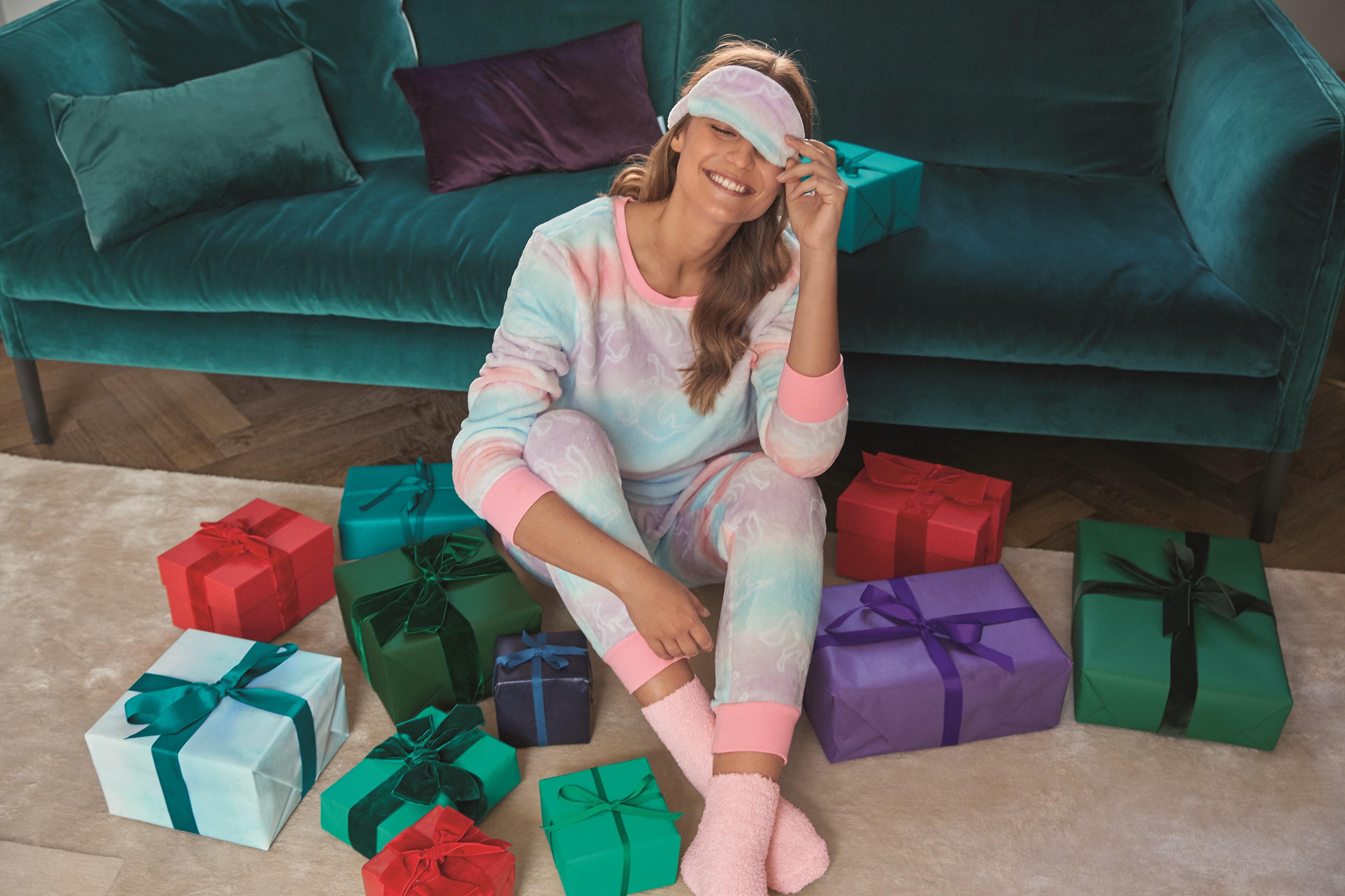 Colecția de pijamale Marks & Spencer pentru sezonul rece