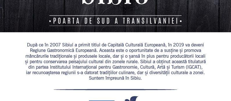 Lidl celebreaza parteneriatul cu Sibiu – Regiune Gastronomica Europeana prin lansarea Saptamanii Sibiene