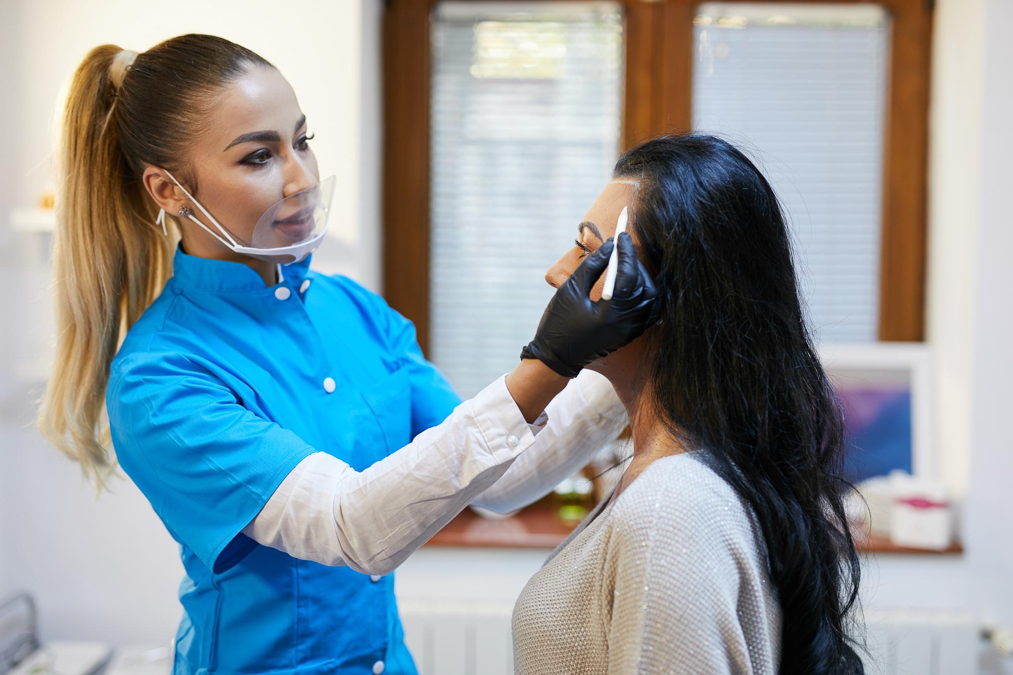Pigmentarea scalpului, alternativa la implantul de păr