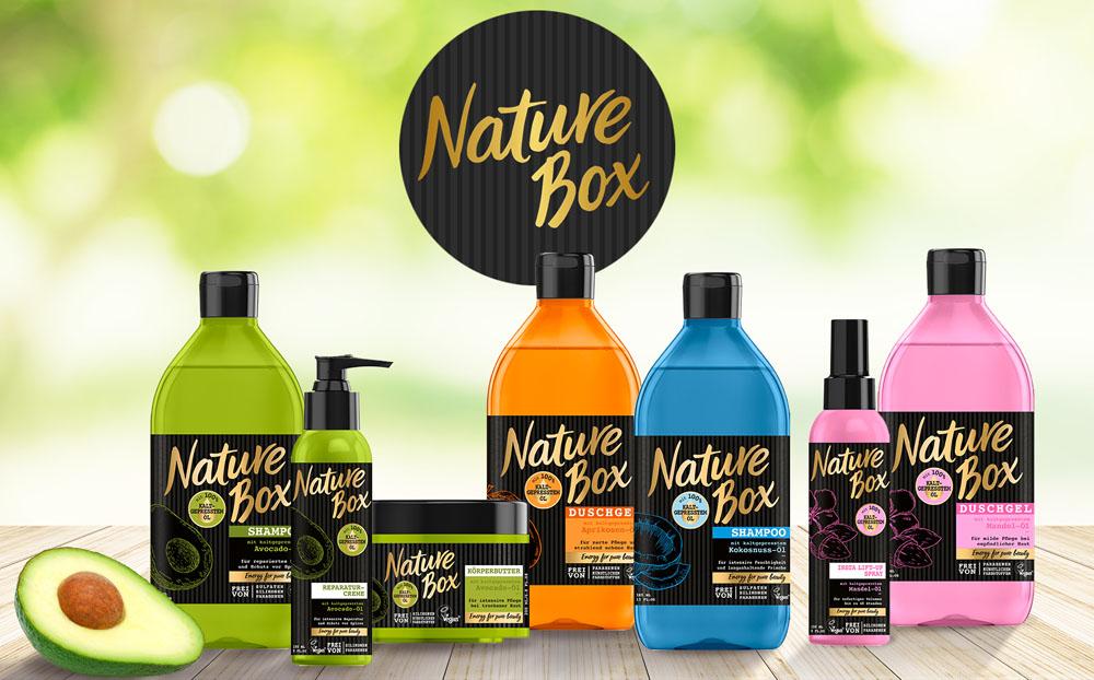 Lansare Nature Box in Romania