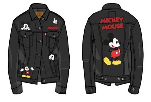 Mickey x Levi's®- colecție specială cu ocazia împlinirii a 90 de ani a celebrului personaj Disney
