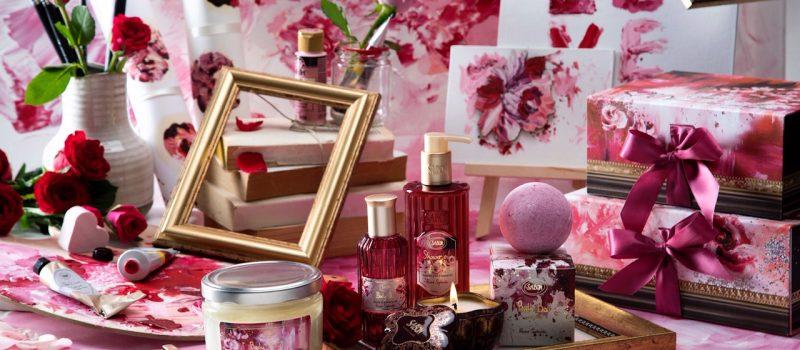 Arta de a iubi – Noua colecție SABON de Valentine's Day