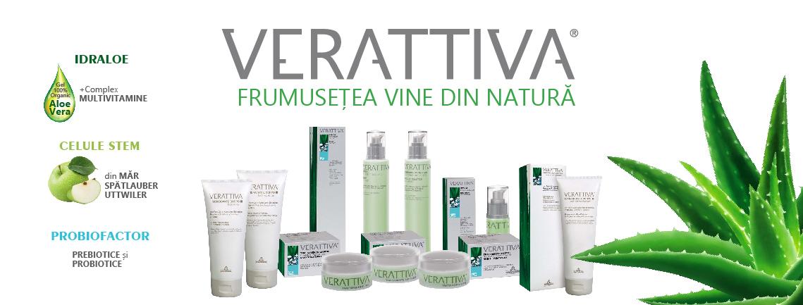 Producatorul italian Specchiasol lansează în Romania gama de produse cosmetice Verattiva