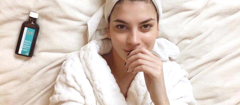 Care este ritualul zilnic de îngrijire al frumoasei Laura Giurcanu