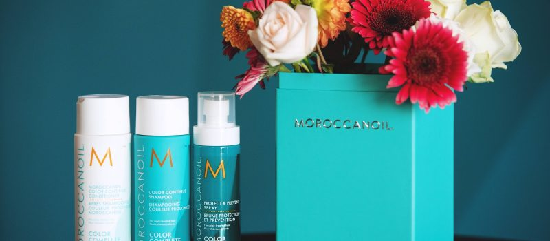 "Produsele Moroccanoil Color Continue au fost desemnate ""Best Hair Color Products 2019"""
