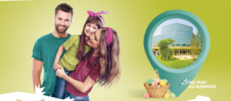 La ParkLake, campania de Paște îți aduce activități de sărbătoare
