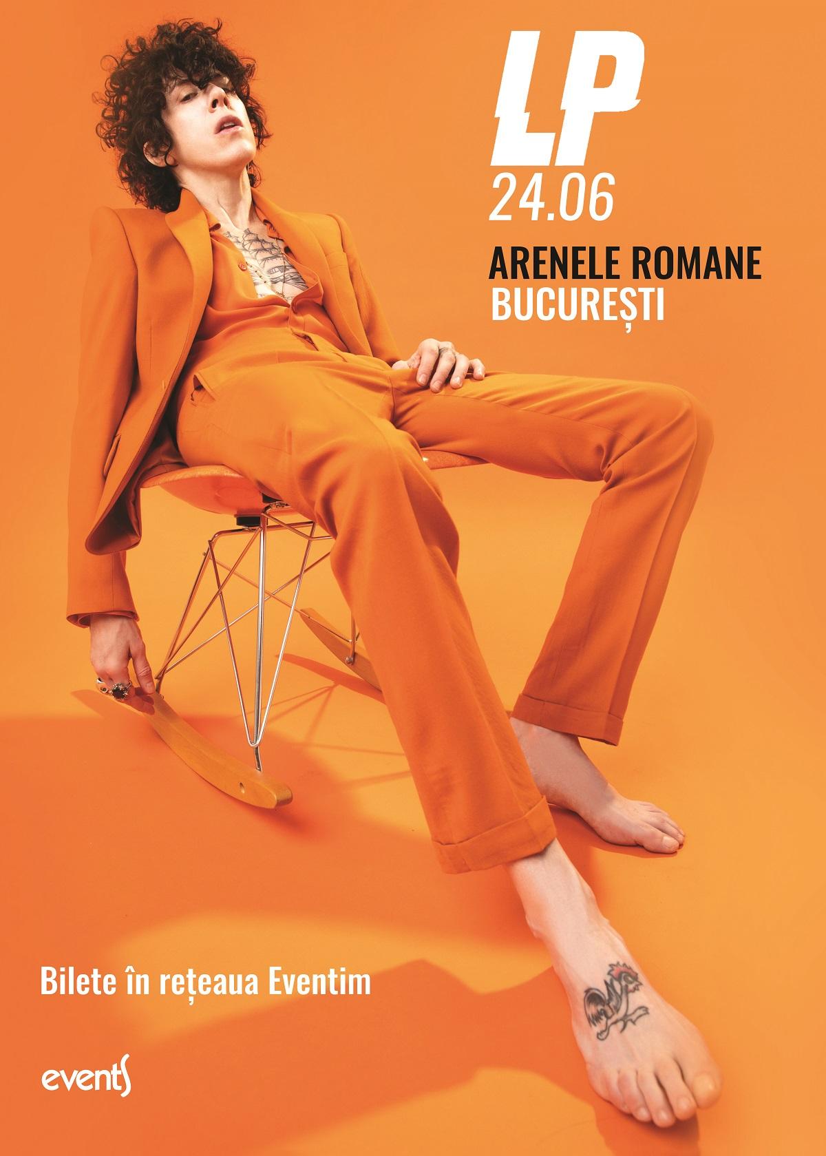 LP se întoarce la București pe 24 iunie, la Arenele Romane