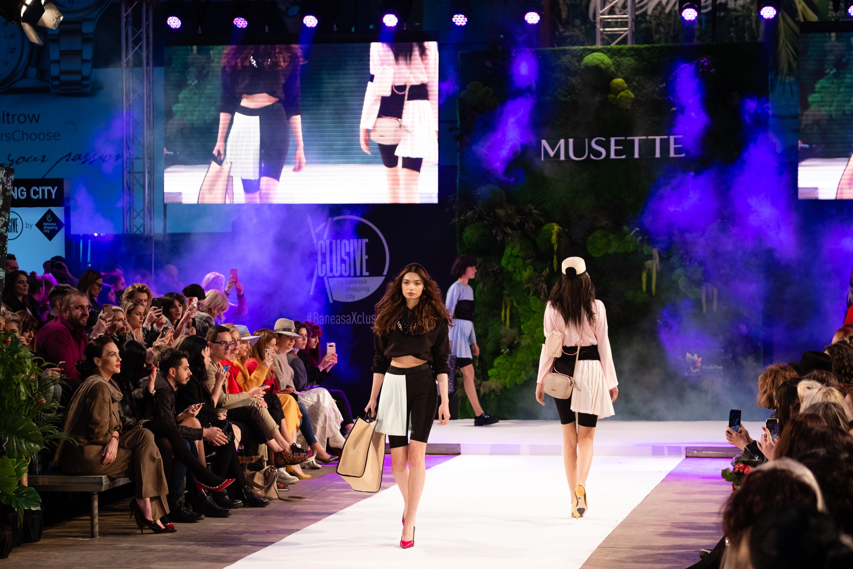 Fashion Show Musette outdoor spectaculos, exclusiv pe esplanada Băneasa Shopping City!