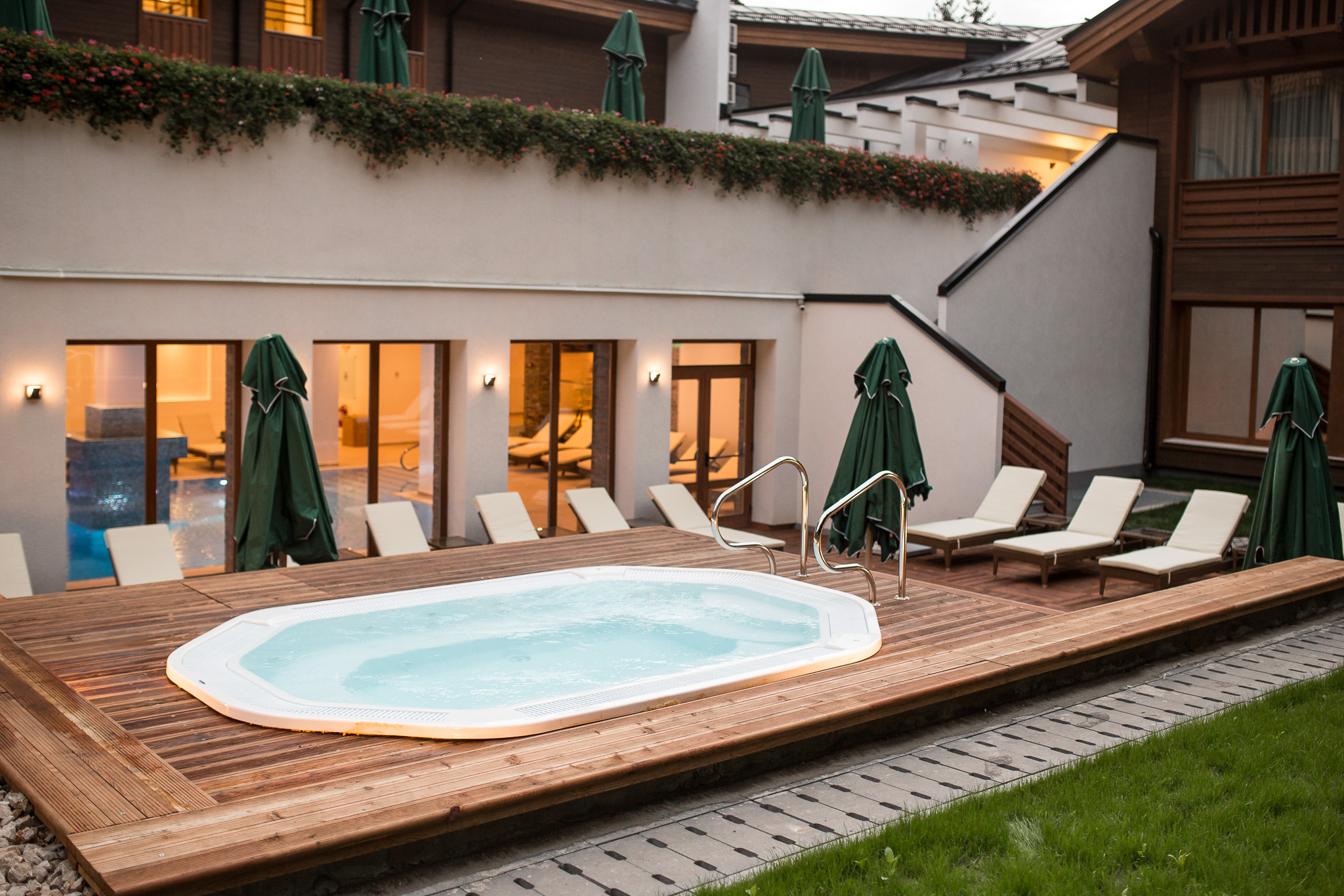 Cea mai noua destinatie spa din Poiana Brasov – Teleferic Spa Center!