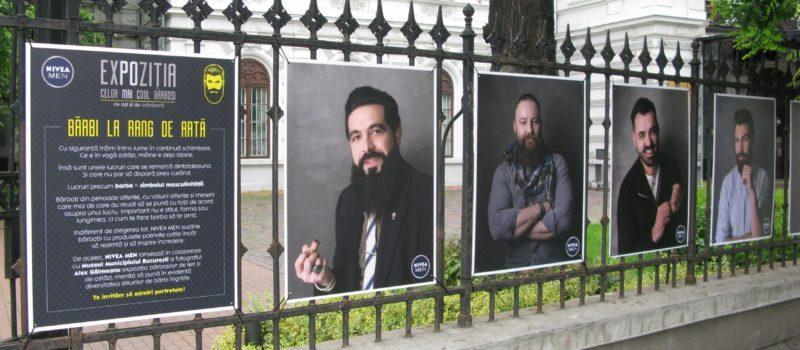 NIVEA MEN lanseaza expozitia de fotografie a celor mai cool barbi