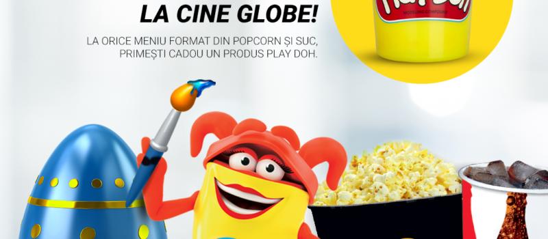 Cine Globe isi surprinde clientii de sarbatori