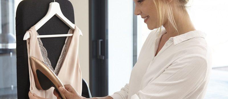 Tefal prezinta Ixeo – primul aparat de calcat All-in-One