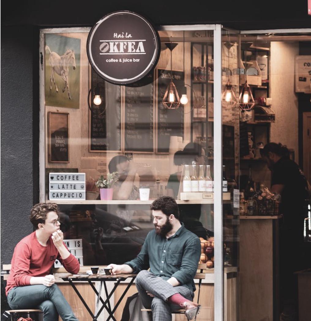 """Okfea lansează """"Okfea cu flori"""" și conceptul de fix pricing pentru cocktailuri after-work"""