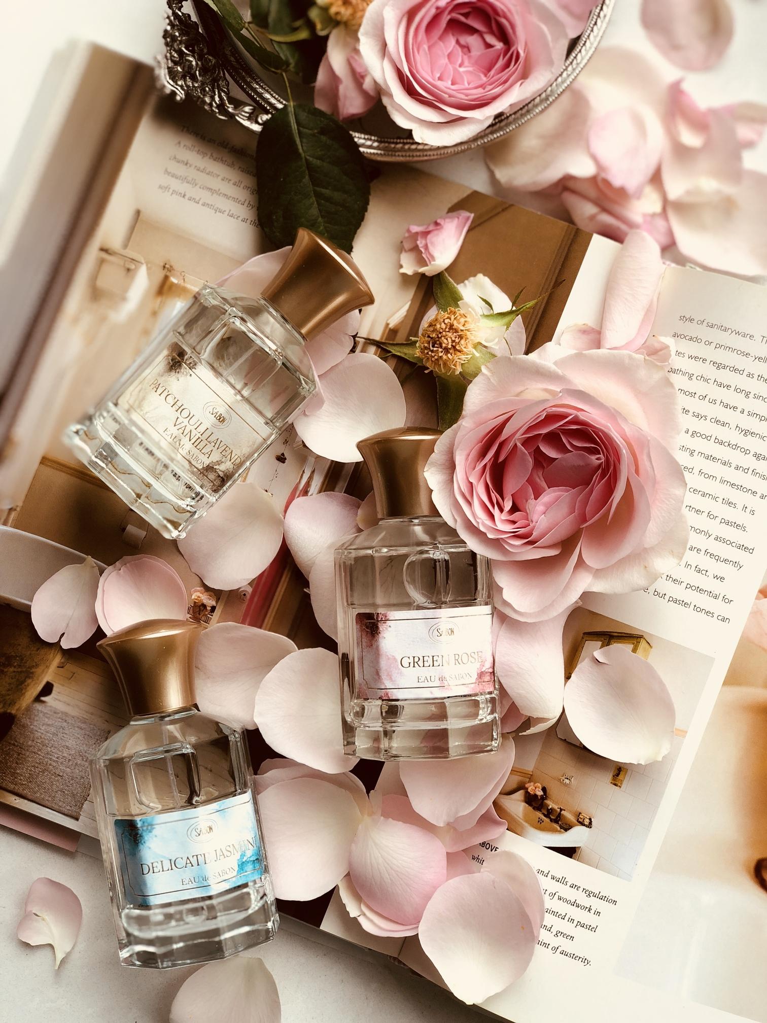 Eau de Sabon – Parfumuri fresh, inspirate de natură